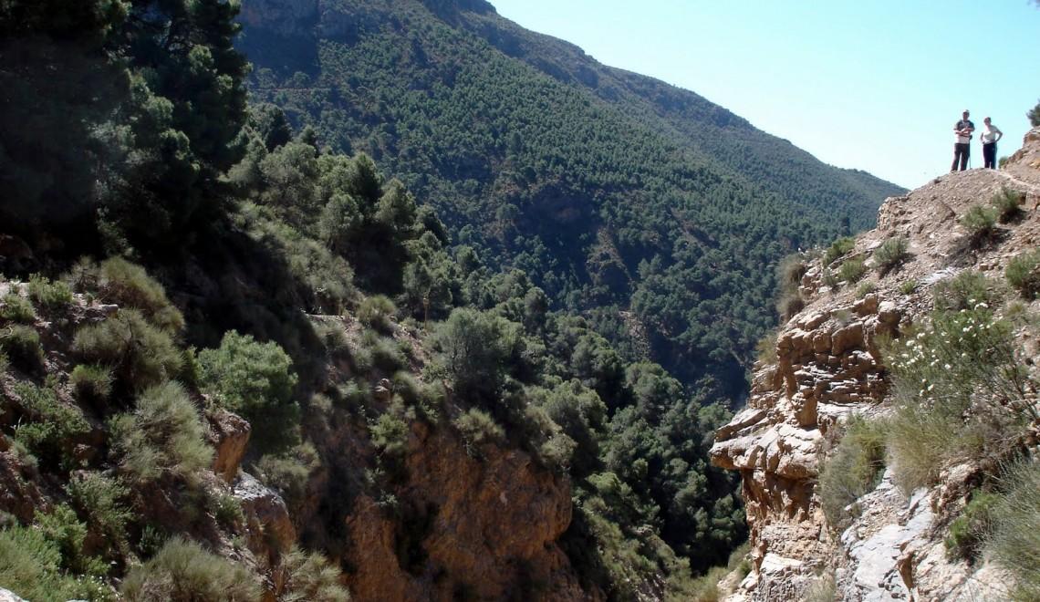 Entorno natural Almuñecar
